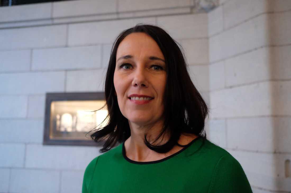 Annika Winsth, chefsekonom på Nordea, tror att Riksbanken sänker styrräntan i december. Arkivbild.