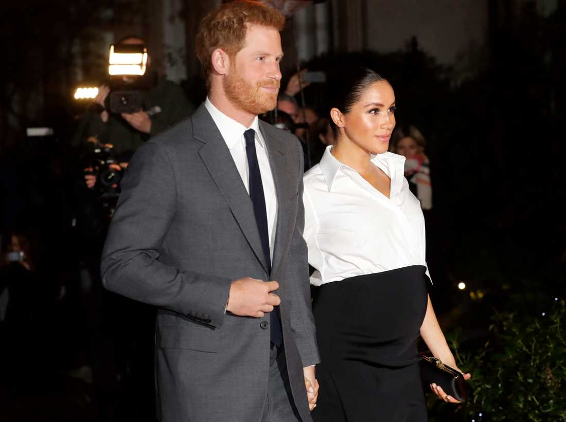 Meghan Markle gifte sig nyligen med prins Harry.