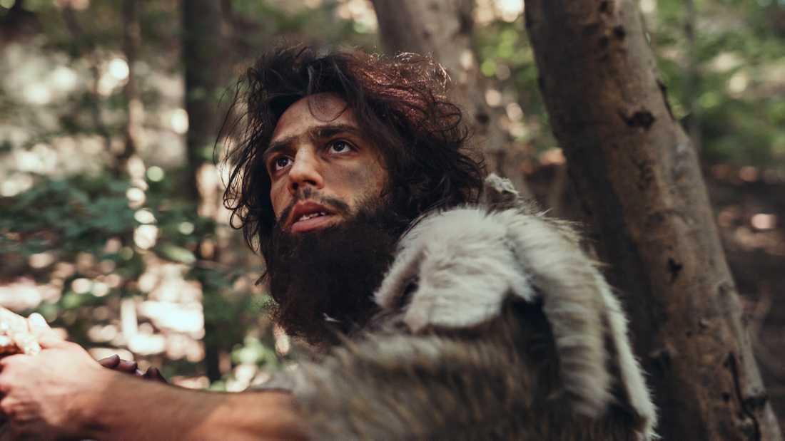 """""""Vårt arv från neandertalare är ett tveeggat svärd"""", säger forskaren Hugo Zeberg."""