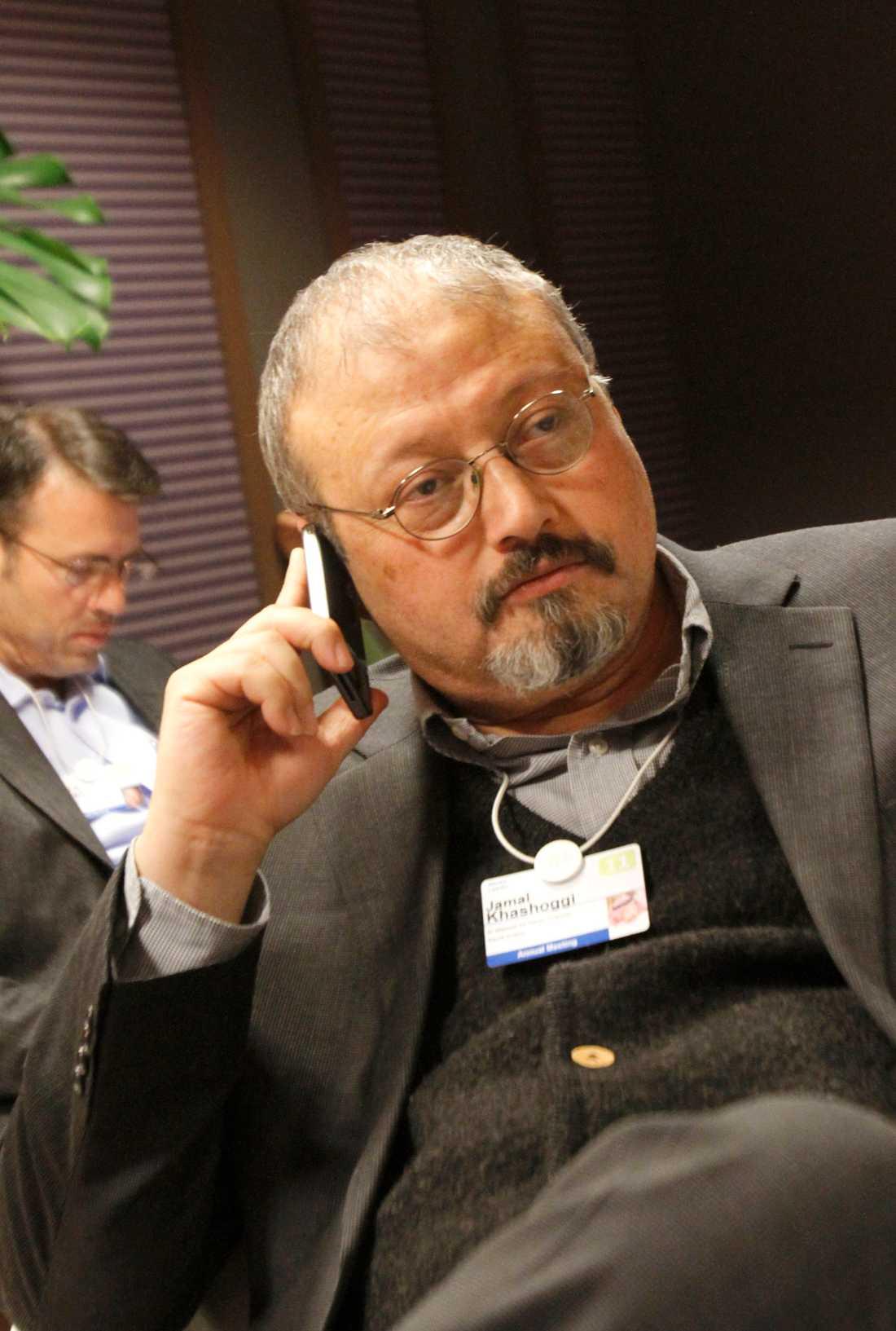 Journalisten Jamal Khashoggi.