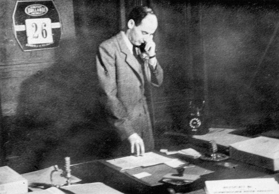 Raoul Wallenberg hedras i Polen 75 år efter att han fördes bort av sovjetisk specialpolis. Arkivbild.