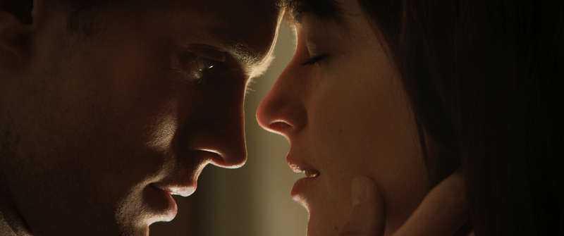 """""""Fifty shades of Grey"""" ett frosseri i sexscener."""