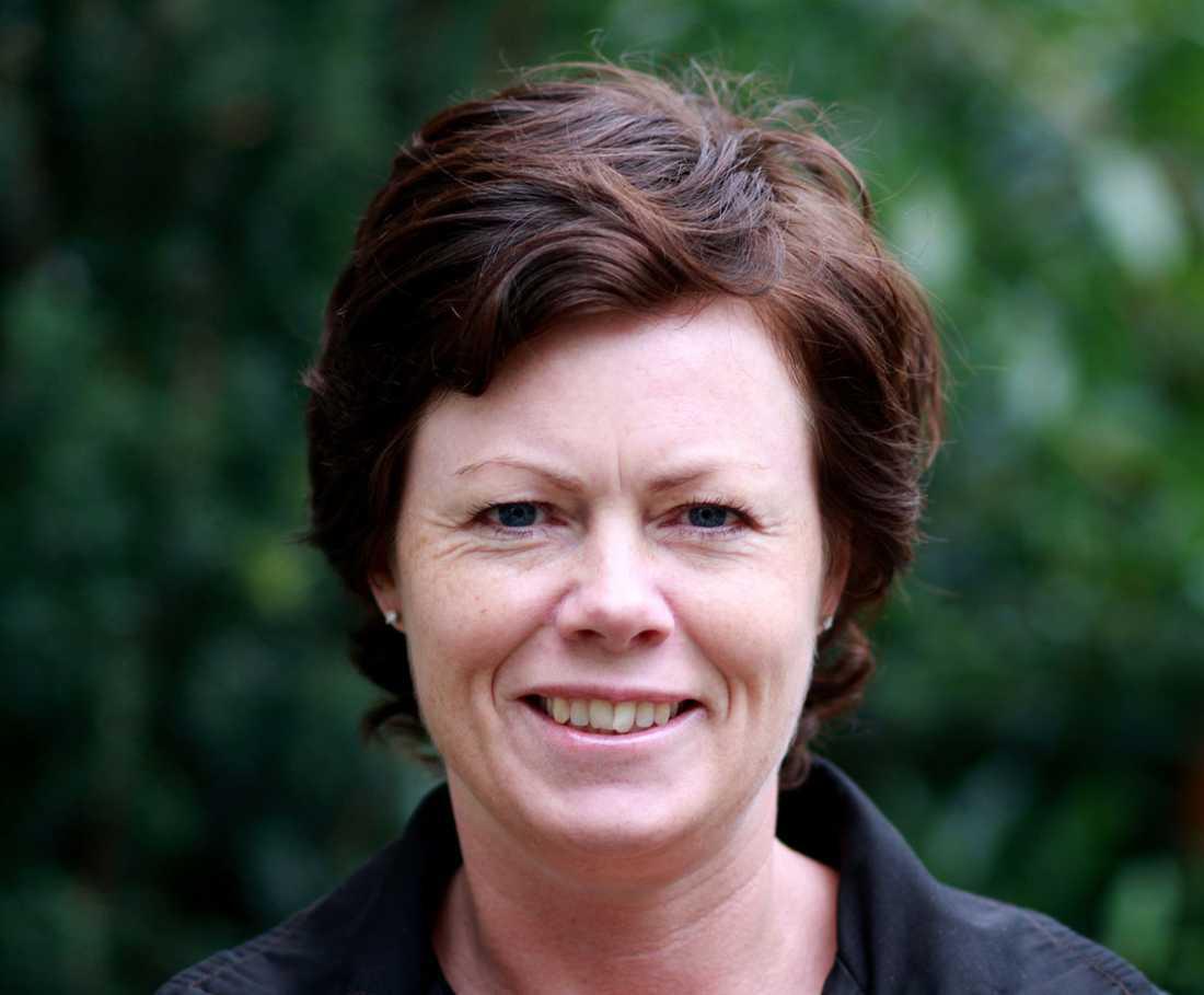 Fremskrittspartiets Solveig Horne – ifrågasatt talare på Nordiskt Forum.