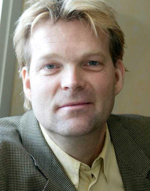 Överläkare Stefan Branth.