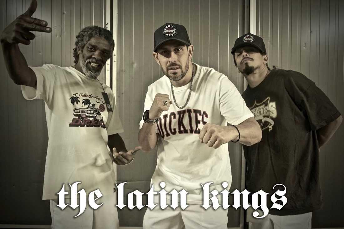 Latin kings 2020 med Daddy Boastin, Dogge och Rodde