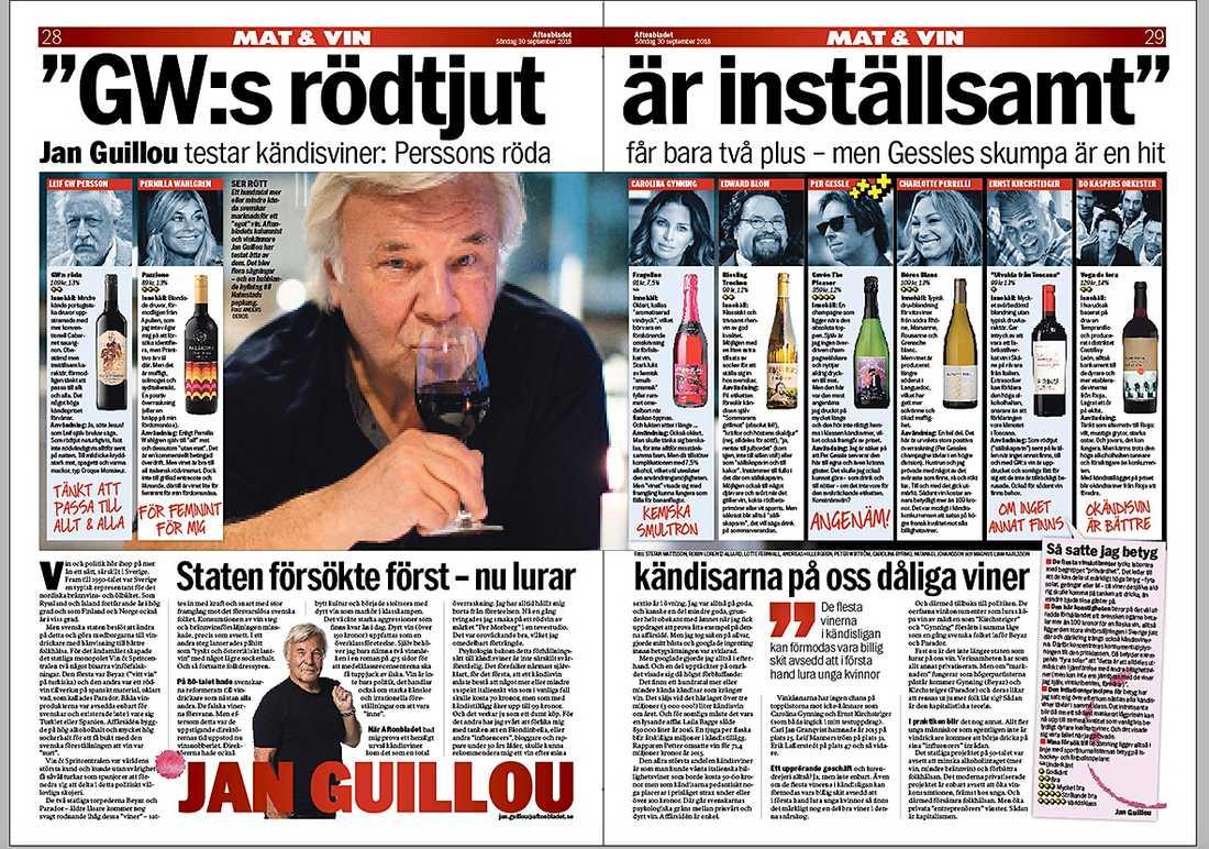 Aftonbladet 30 september