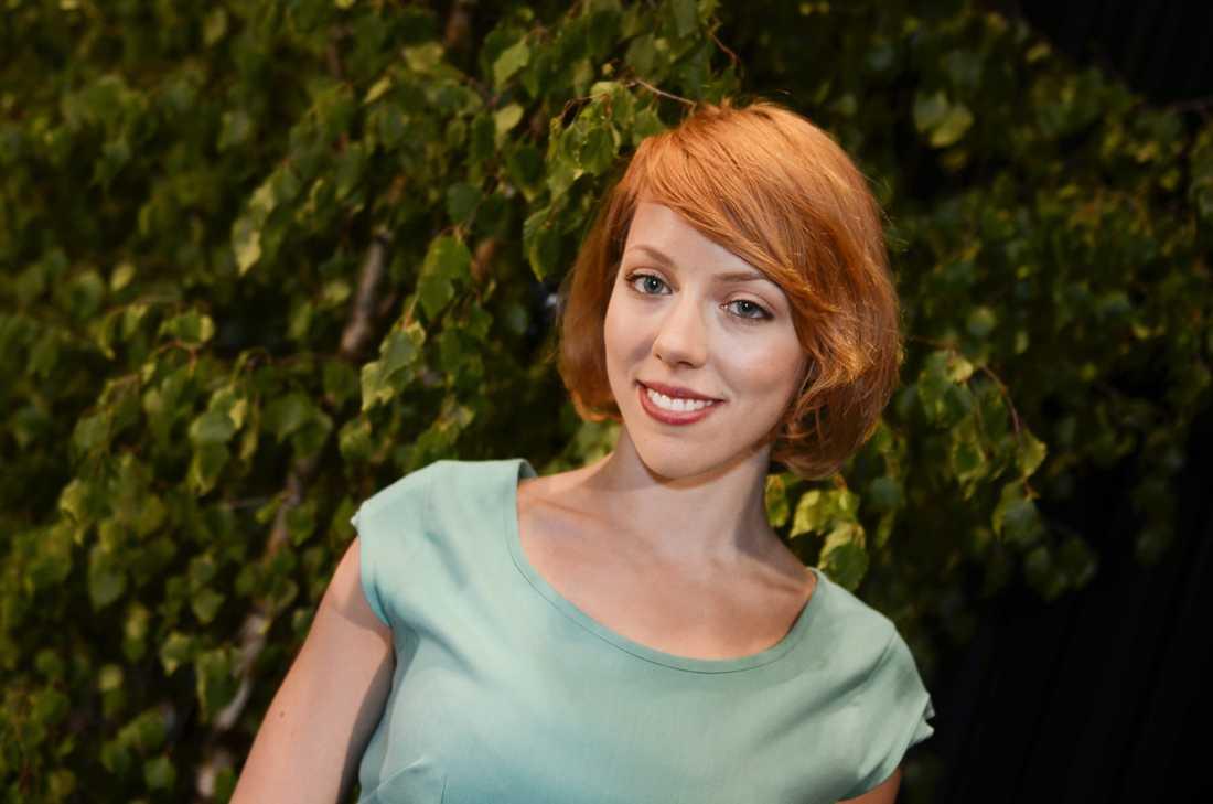 Katrine Marçal gästar Åsiktskorridoren