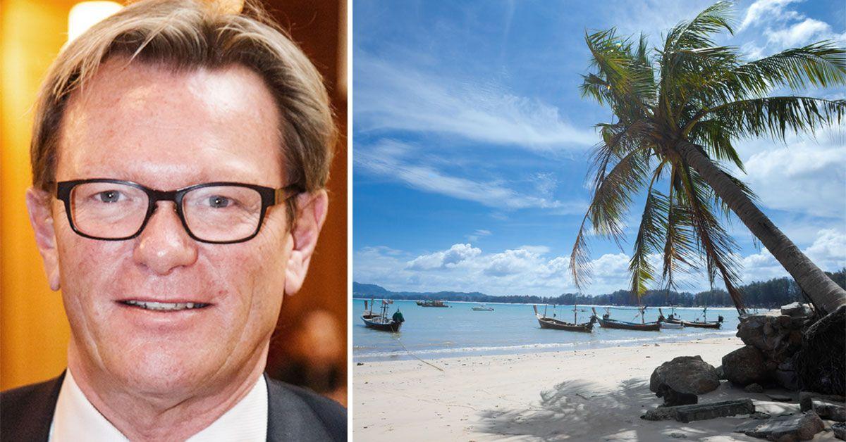 M-toppen krävde pengar för resor i Sverige – när han var utomlands