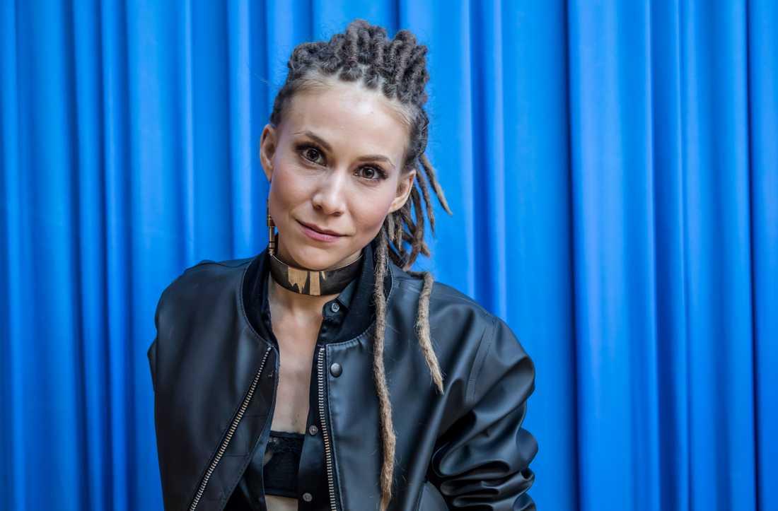 Mariette Hansson.