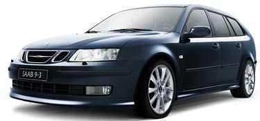 Här sitter du säkert Saab 9-5 och 9-3 är de säkraste bilmodellerna, visar Folksams undersökning.
