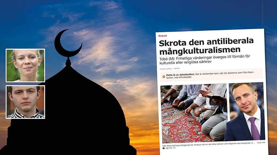 Det är ovärdigt ett liberalt parti att förvägra alla individer och organisationer möjlighet till utövande av religiösa handlingar, även om de råkar skilja sig från de som historiskt varit vanligast i Sverige, skriver Frida Jansson och Jakob Norrhall från Luf.