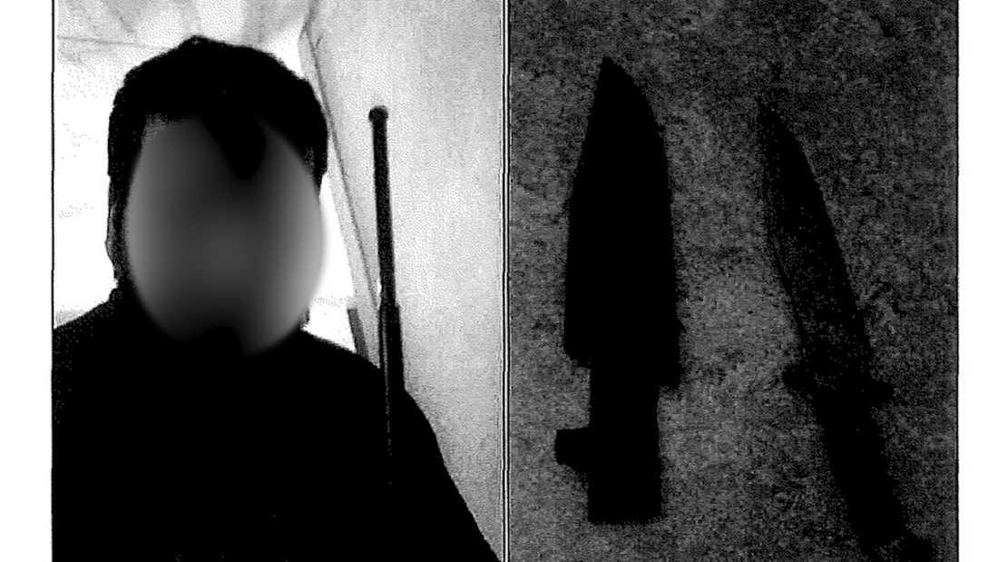 Skötaren på S:t Görans sjukhus hotade att döda Emma om hon berättade för någon om övergreppet.