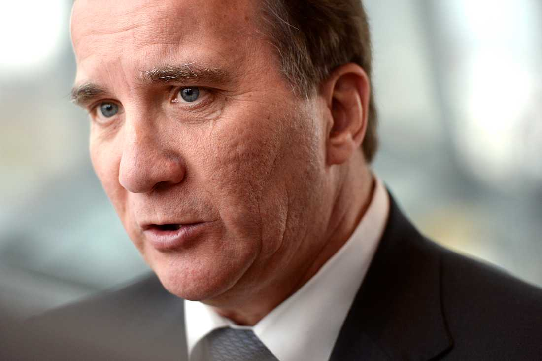 Stefan Löfven, statsminister (S)