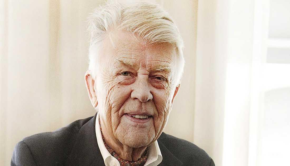 """Bästa manliga huvudroll Sven-Bertil Taube, """"En enkel till Antibes""""."""