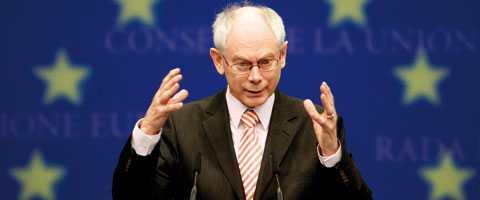 Sociala klyftor Herman van Rompuy, ordförande i Europeiska rådet, måste ta ett grepp om frågor som rör jämlikhet och sociala klyftor.