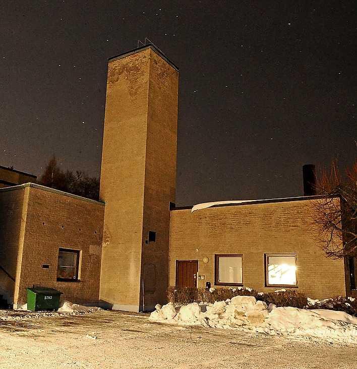 mysterium Det är här, på Råcksta krematorium, som den 48-årige mannens kropp har försvunnit spårlöst.
