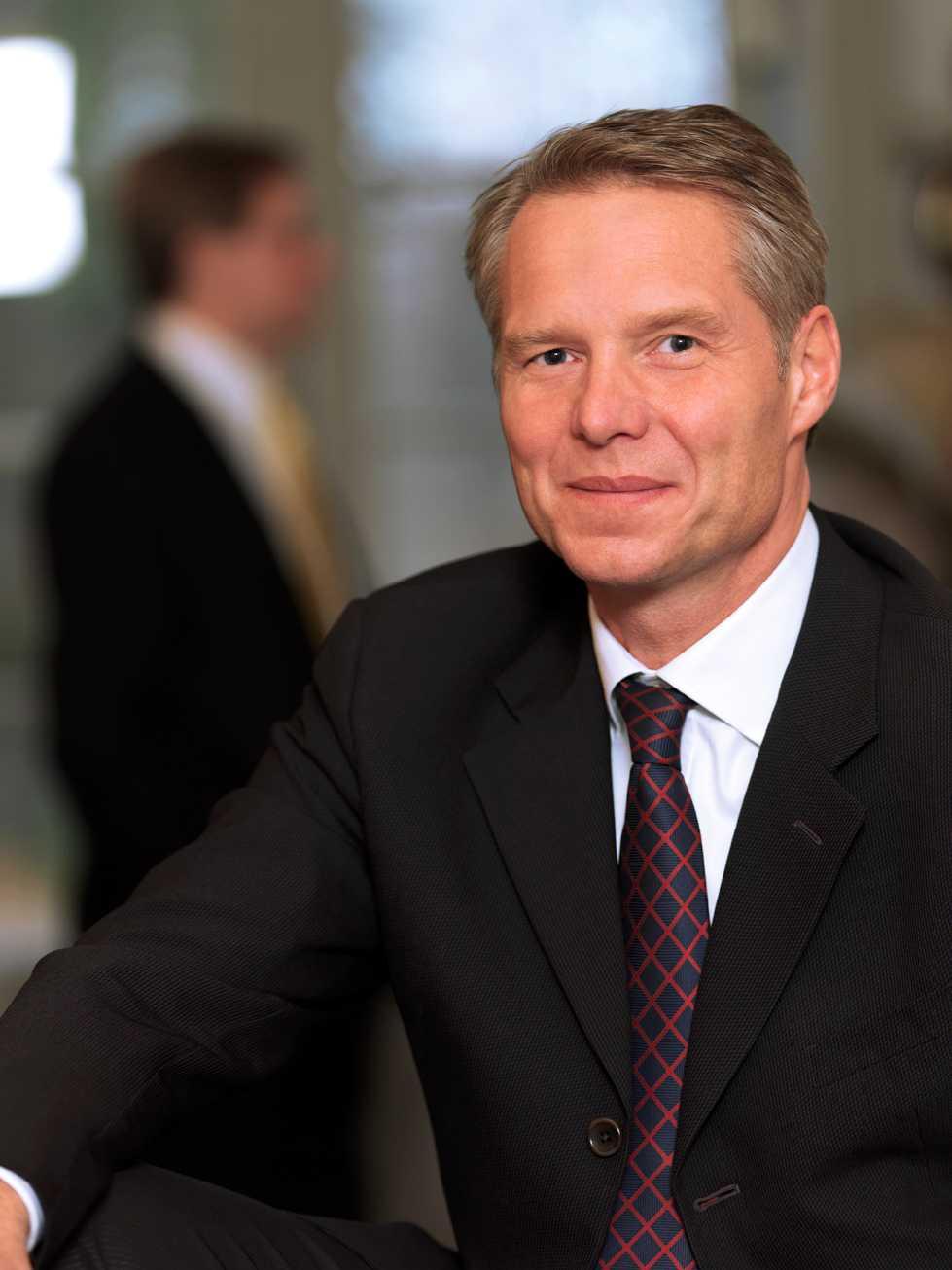 Husqvarnas tidigare koncernchef Magnus Yngen.