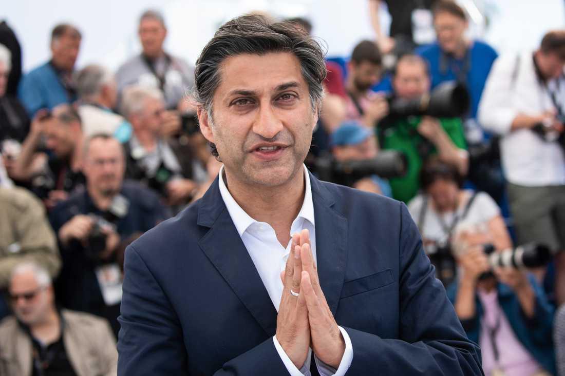 Regissören Asif Kapadia.