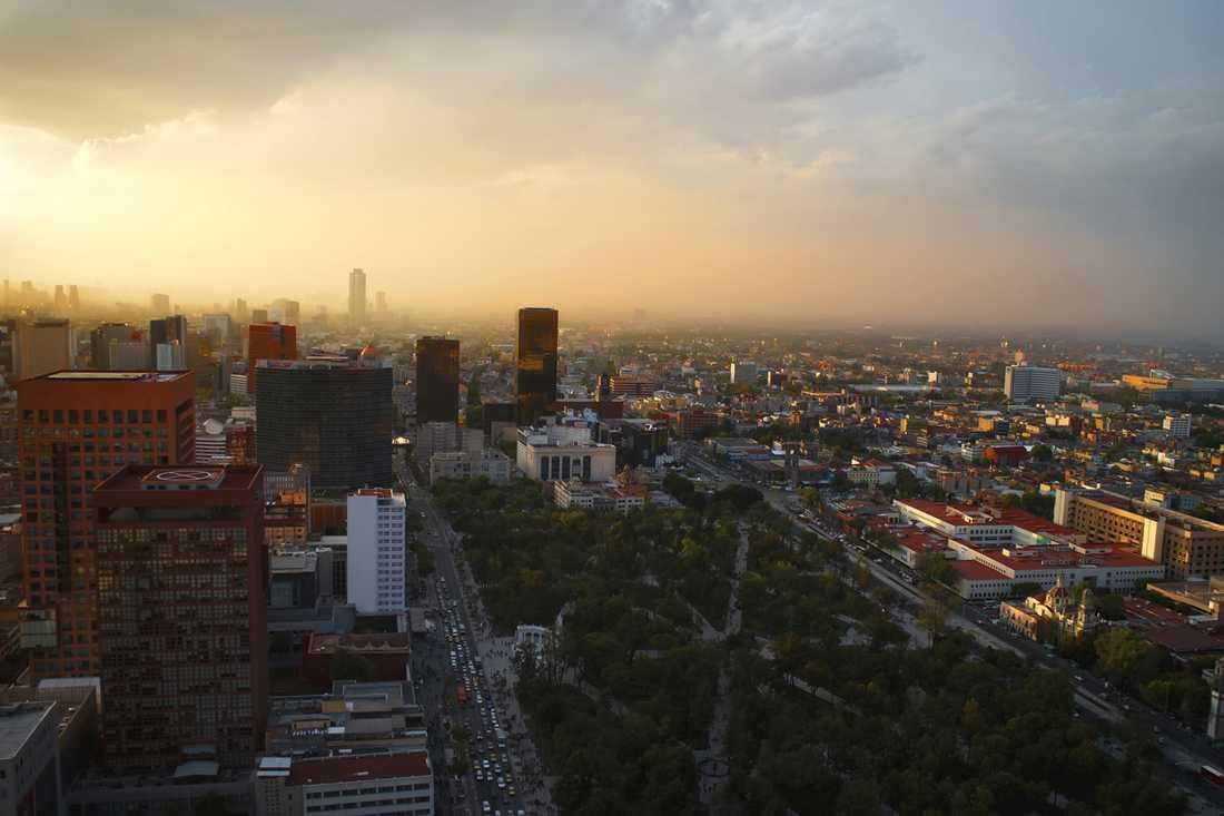 """Enligt rapporten """"Prices and earnings"""" (CIO Wealth Management Research) är Mexiko City ett av de billigaste resmålen i världen om man vill checka in på femstjärnigt hotell."""