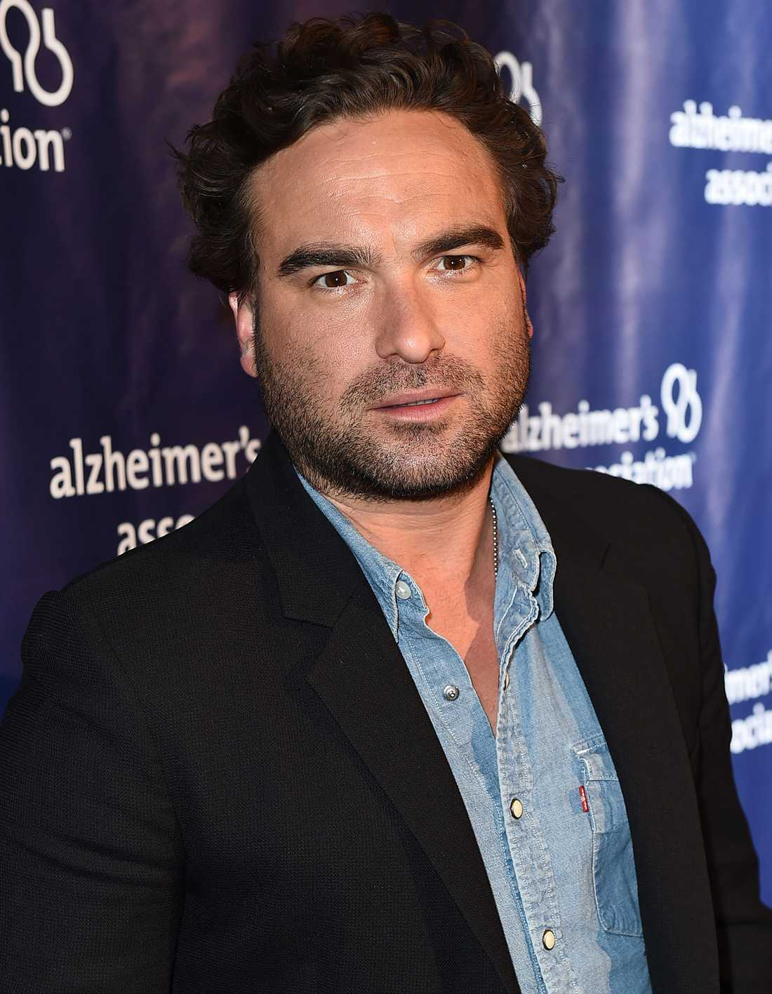 Johnny Galecki.