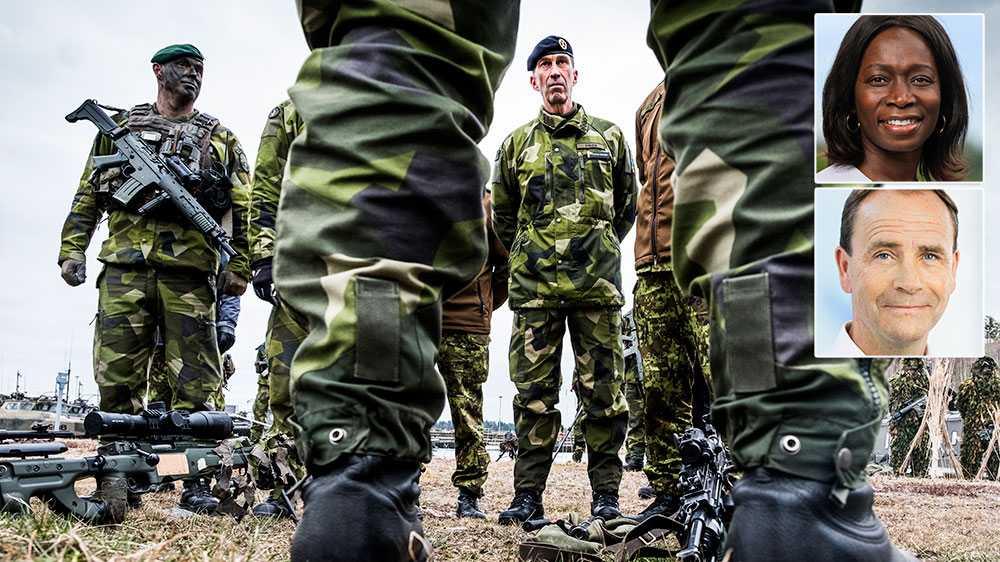 Utvecklingen i omvärlden kräver krafttag för att stärka den nationella säkerheten. Försvarsberedningen konstaterar att ett väpnat angrepp mot Sverige inte kan uteslutas, skriver Nyamko Sabuni och Allan Widman (L).