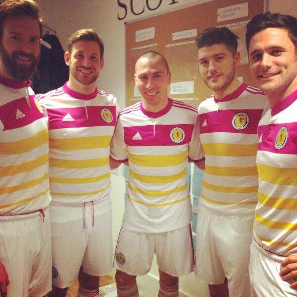 Skottland.