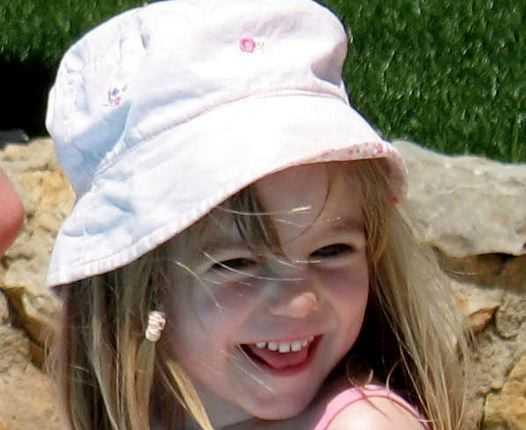 Madeleine McCann försvann under en semesterresa.