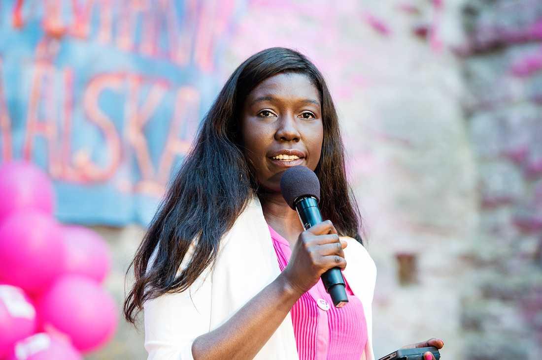 Victoria Kawesa anklagas för plagiat.