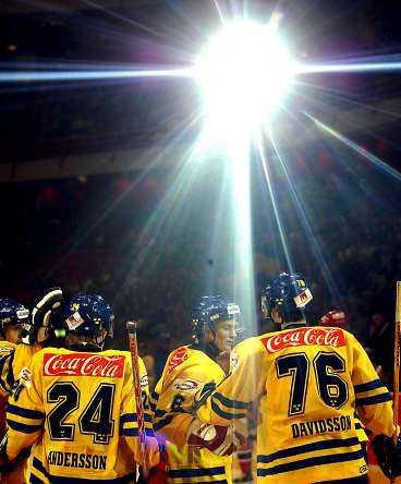 En Ljusning Sveriges seger mot Kanada i går var viktig. Inte minst för den hårt kritiserade Hardy Nilsson.