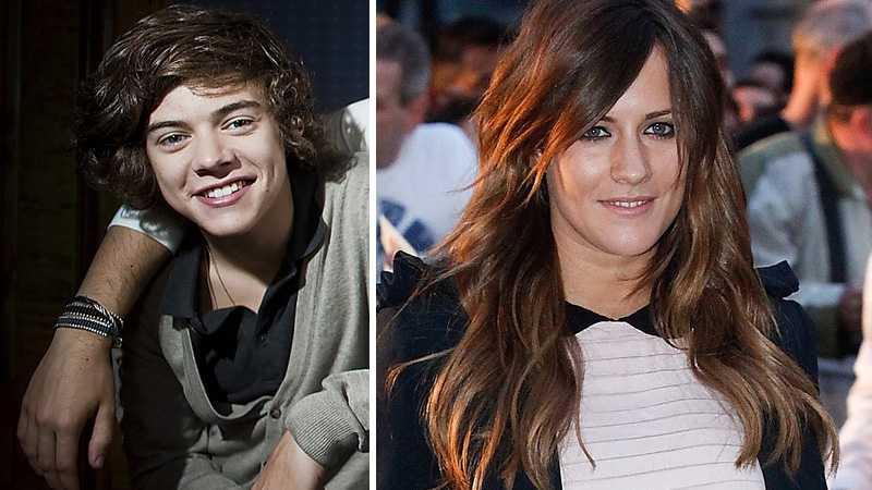 Harry Styles och Caroline Flack har gjort slut.