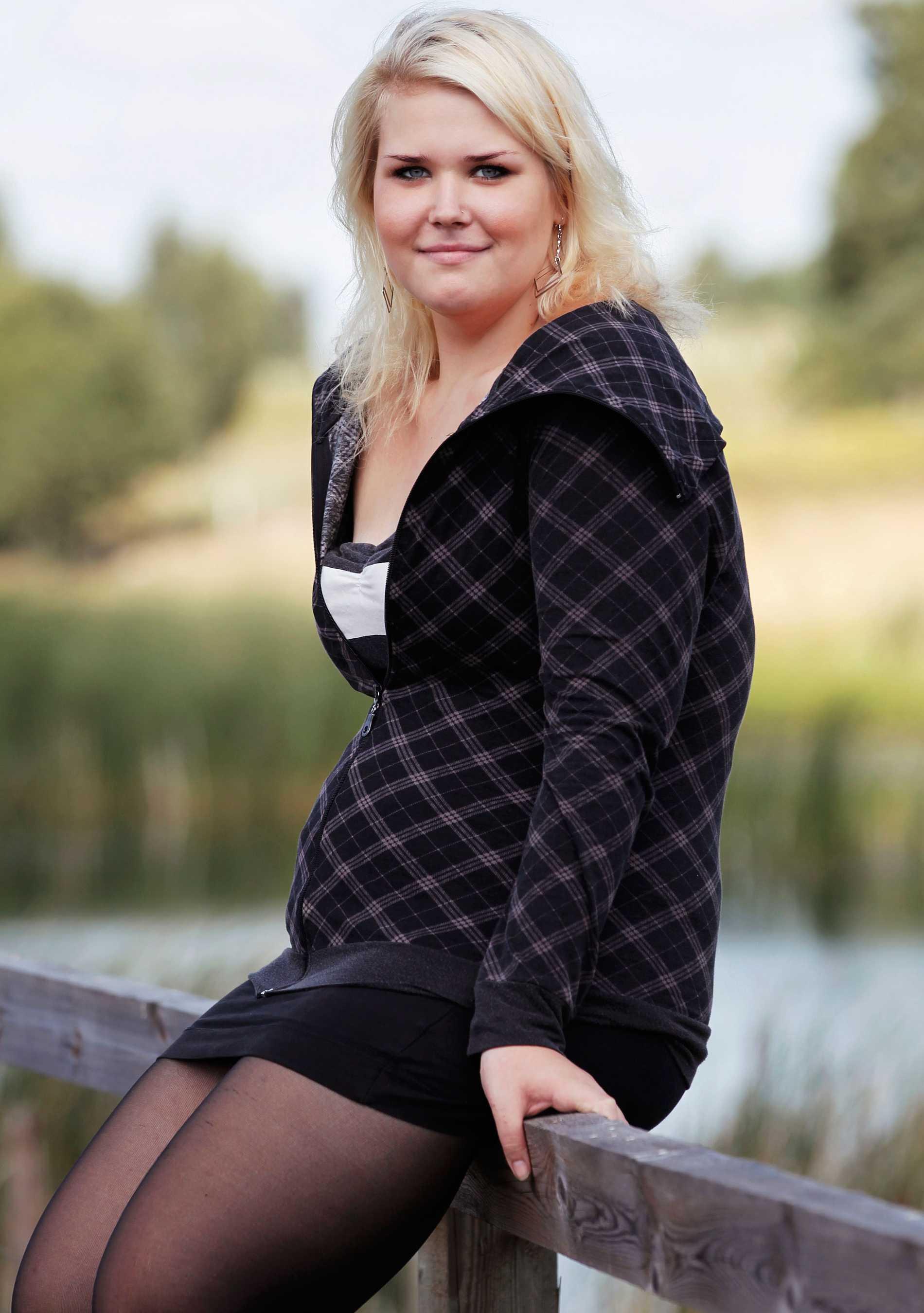 Martina Kähkölä har gått ner 55 kilo efter sin gastric bypass-operation.