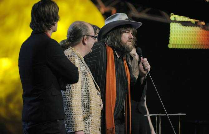 Soundtrack of our lives utsågs till Årets grupp.