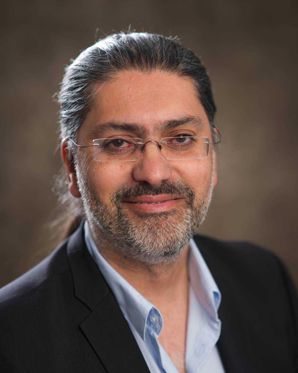 Ali Mirazimi, virusforskare.