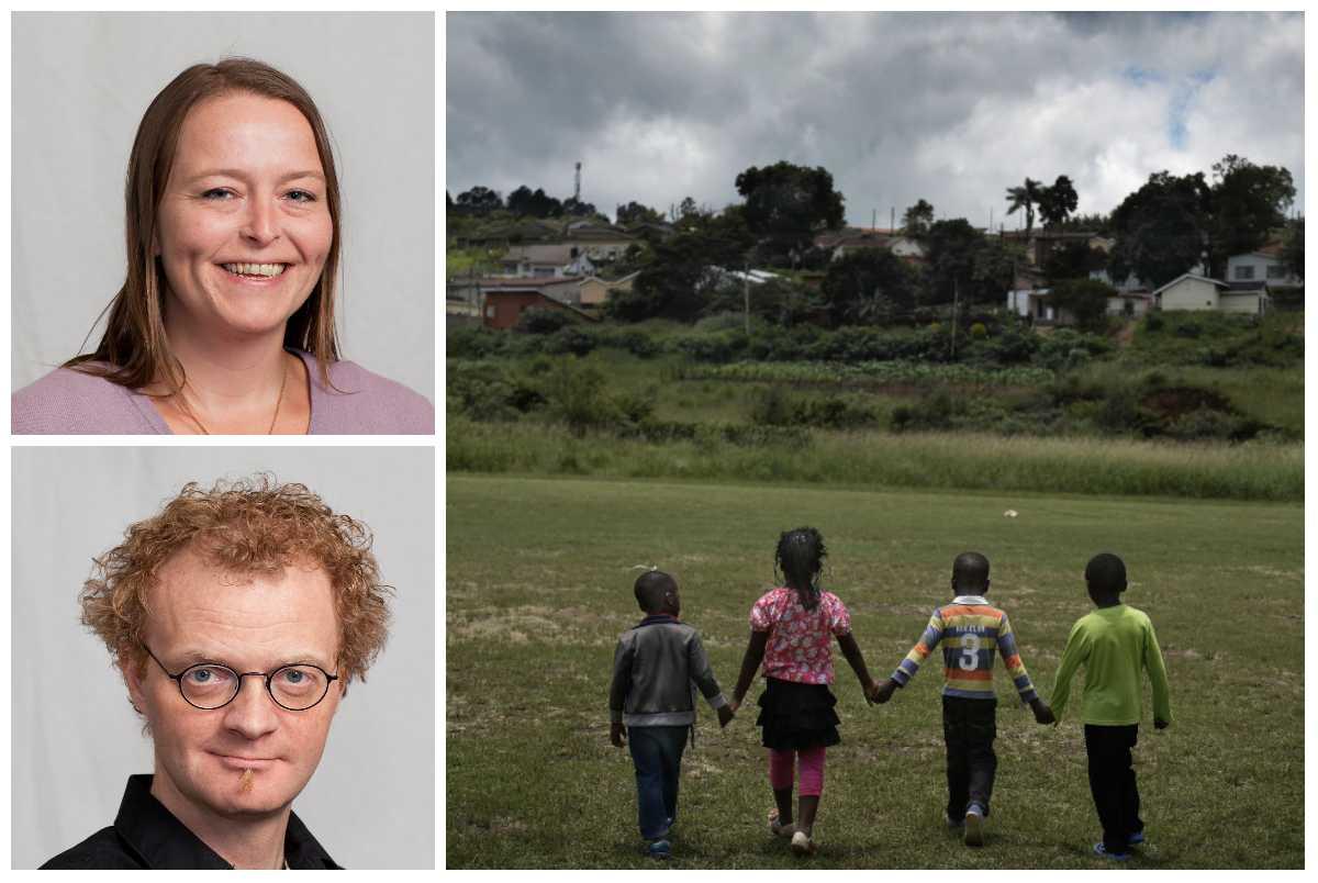Forskare vid Nordiska Afrikainstitutet: Många lösningar på Afrikas problem finns numera i Afrika.