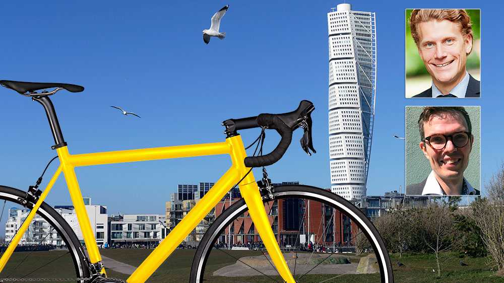 Malmö framställer sig gärna som en fantastisk cykelstad, men fina visioner och storslagna planer kan man inte cykla på. Vill vi fortsätta vara en cykelstad i världsklass krävs en handlingskraftigare politik, skriver Martin Molin och Henrik Malmberg (C).