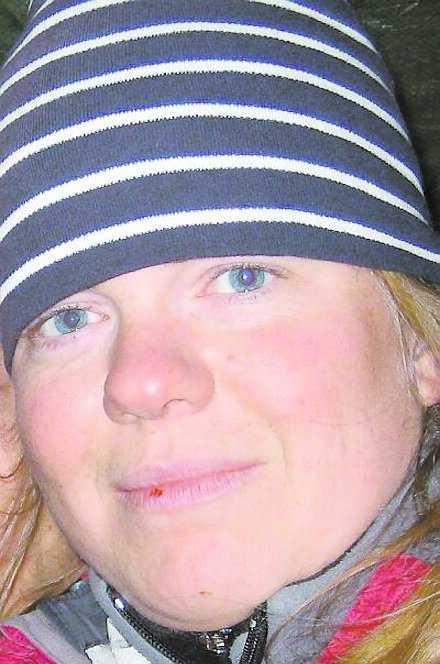 Carolin Stenvall.