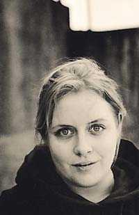 Anna Hallberg, född 1975.