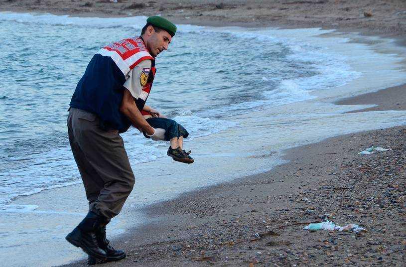 Bilderna på Aylan Kurdi skakade en hel värld.