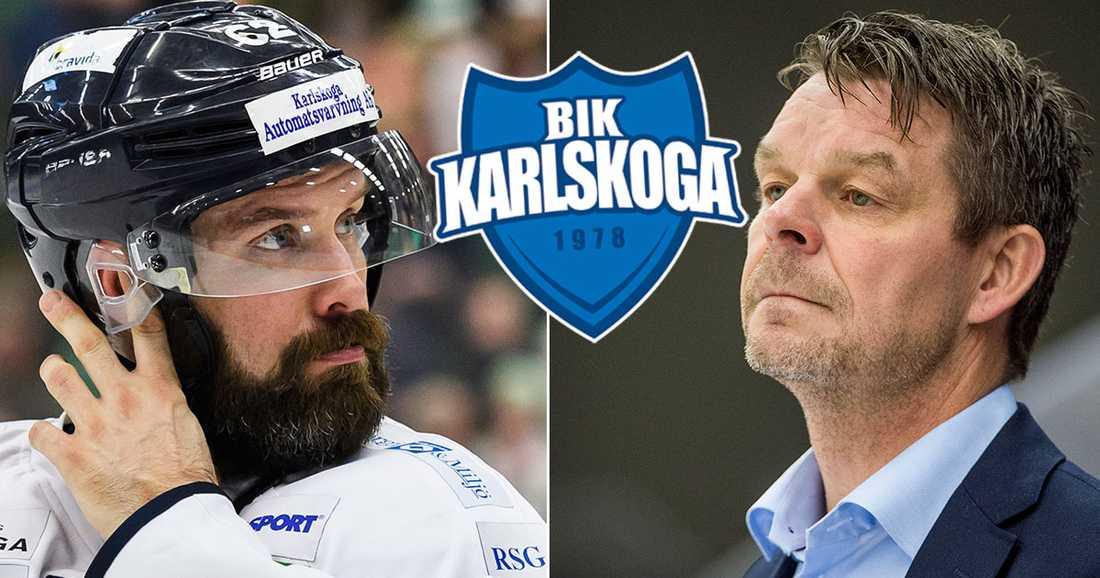 Klubbikonen Daniel Wessner och Niklas Czarnecki, senast tränare och sportchef i Vita Hästen, tar över.