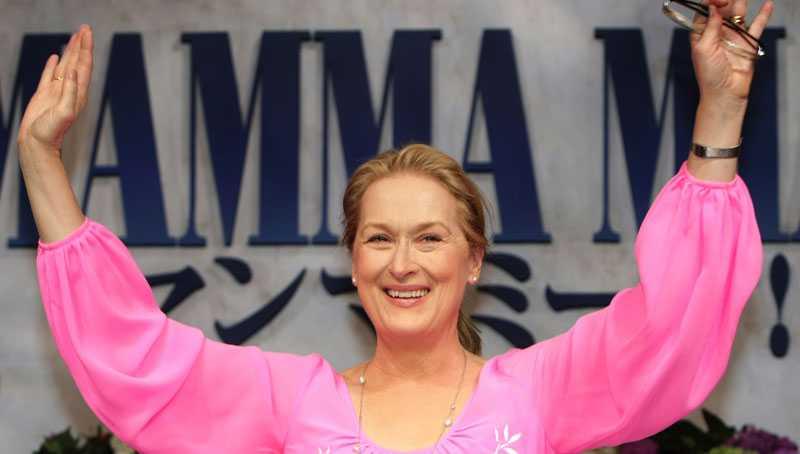 """Ryktena om en uppföljare till """"Mamma Mia"""" har tagit ny fart efter ett uttalande från Meryl Streep."""