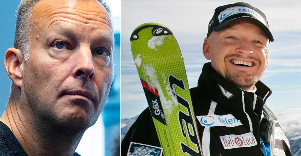 Thomas Fogdö och Finn Christian Jagge.