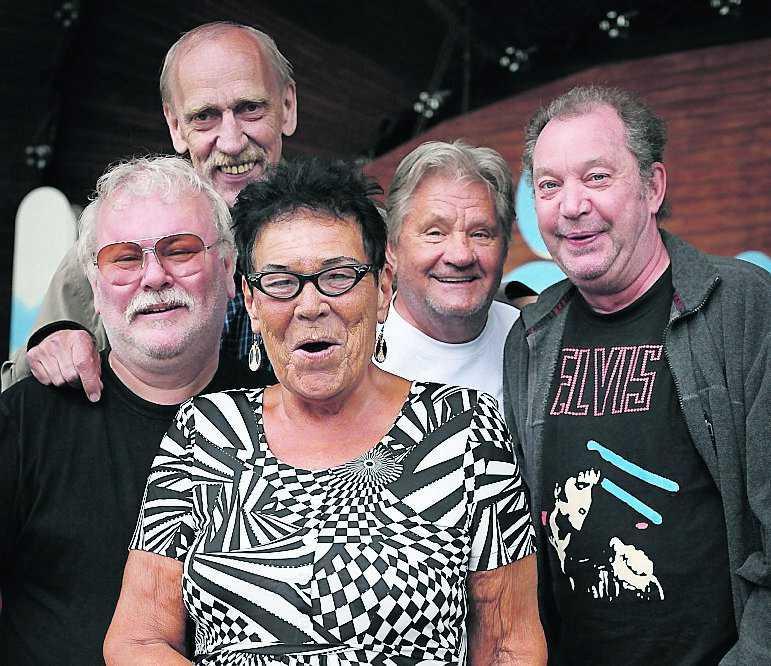 Allsång på Skansen 2008 var RockOlga med i Allsång på Skanses med Ragnar Rock-Ragge Nygren, Tom Rocker, Little Gerhard och Roffe Färdig.