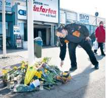 Kent Rosberg, 55, hoppas på en fredlig manifestation.