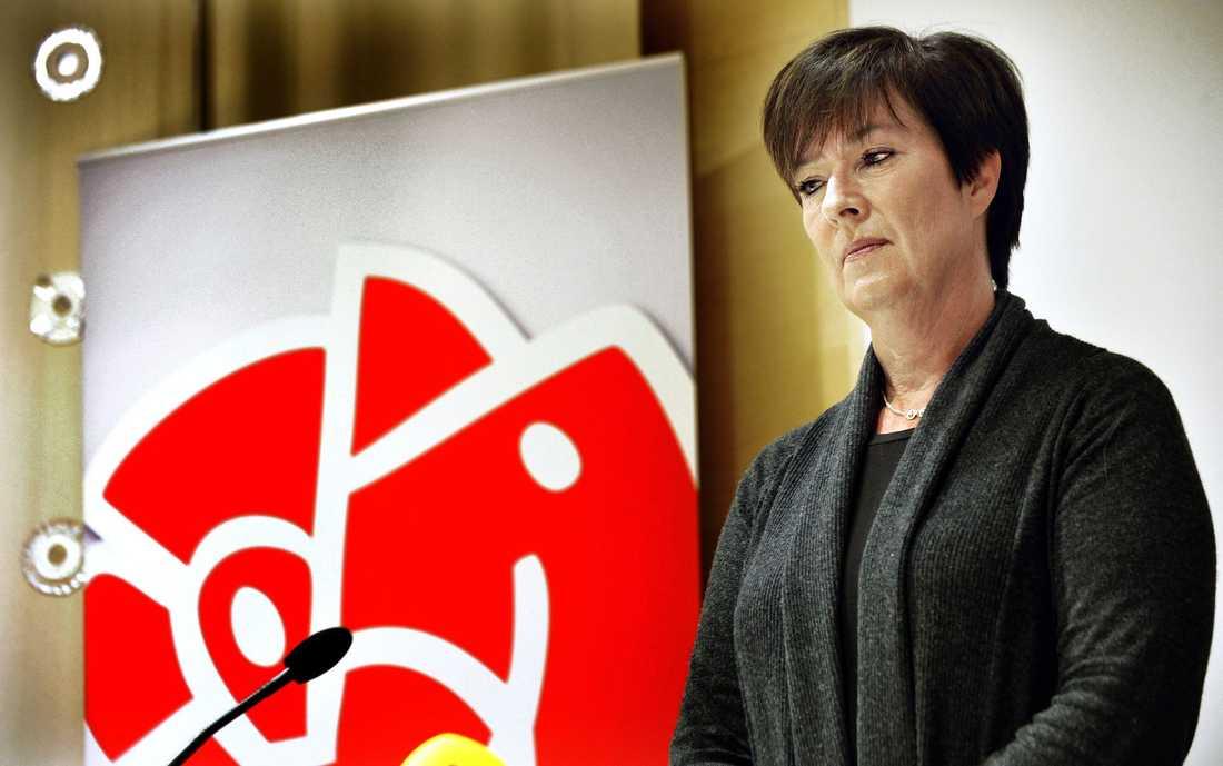 Mona Sahlin blev årets stora förlorare Valet 2010 i en katastrof för Socialdemokraterna och Mona Sahlin tvingades ställa sin plats till förfogande. Det rödgröna samarbetet sprack och med det sämsta valresultatet på 96 år är partiet i gungning.