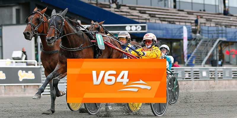 Sportbladet expert hittar en spik redan i V64–1 på Solvalla i kväll.