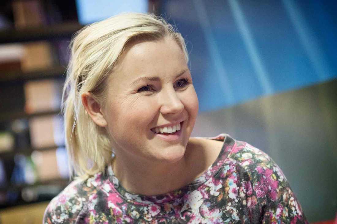 Elisa Lindström.