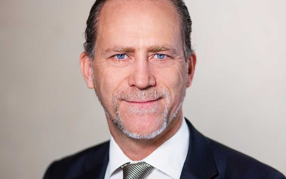 Daniel Helldén (MP), trafikborgarråd i Stockholm.