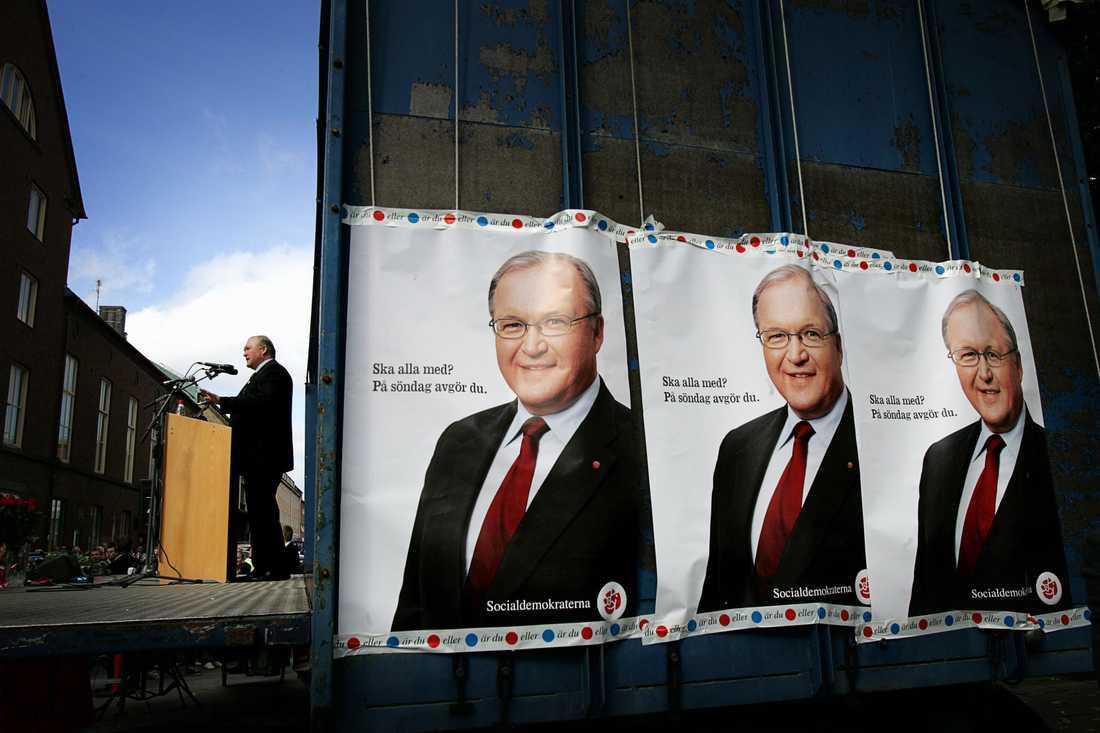 Socialdemokraterna 2006