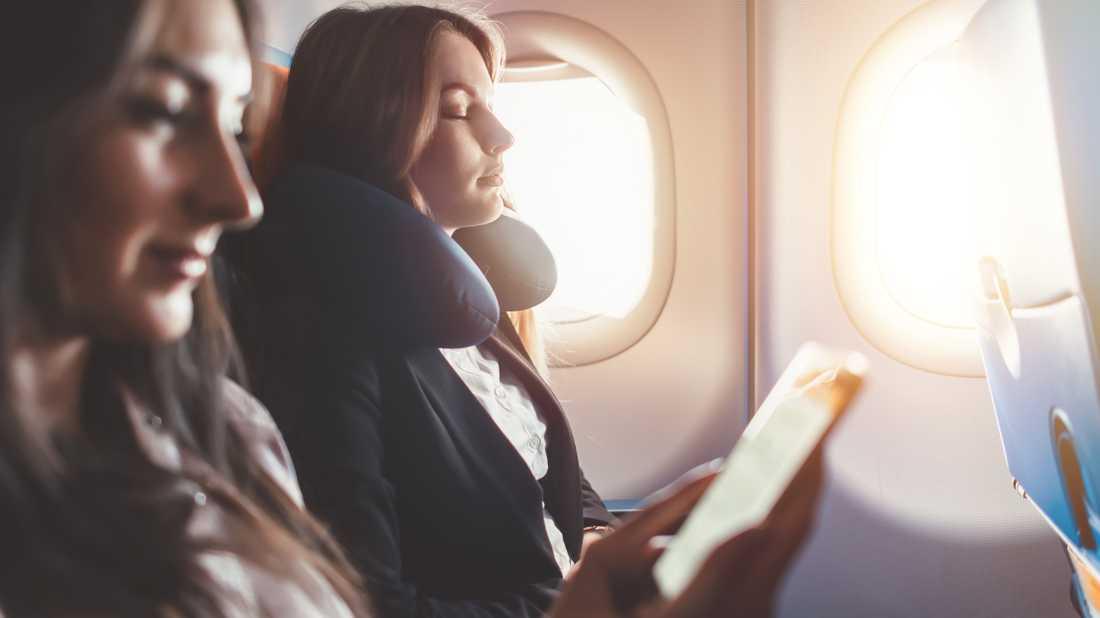 Det finns saker som kan underlätta flygresan.