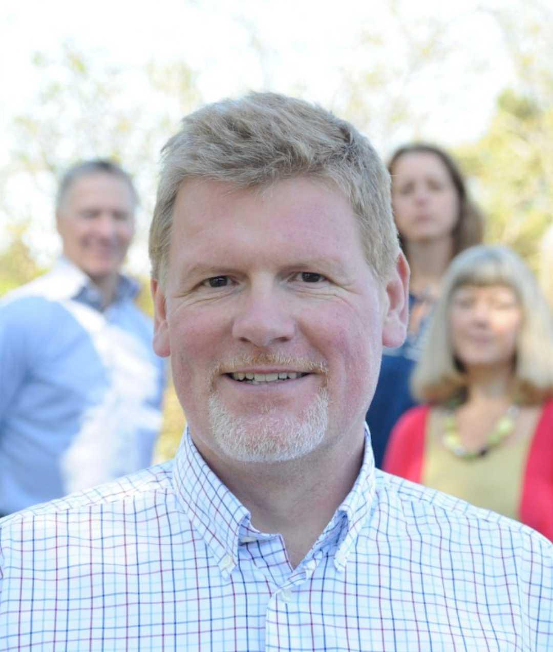 Patrik Karlsson, S-ordförande i Mölndal.